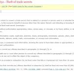 18 U.S. Code § 1832 - Theft of trade secrets